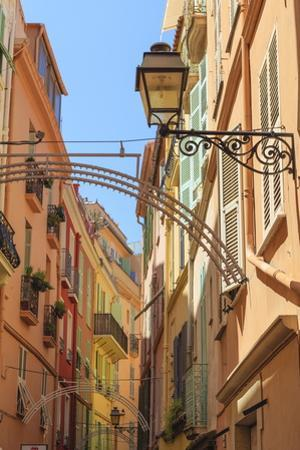 The Old Town, Monaco-Ville, Monaco, Europe by Amanda Hall