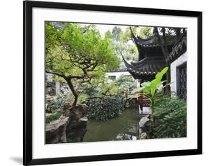 Yu Gardens (Yuyuan Gardens), the Restored 16th Century Gardens are One of Shanghai's Most Popular T by Amanda Hall