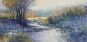 Blue River by Amanda Houston