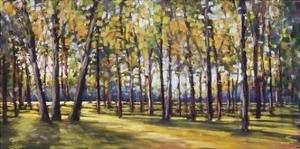 Forest Shade by Amanda Houston