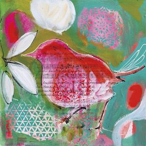 Petite Bird I by Amanda J. Brooks