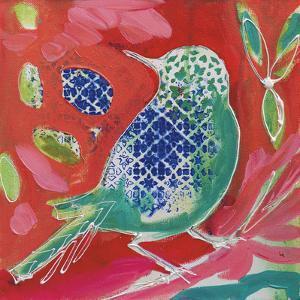 Petite Bird II by Amanda J. Brooks