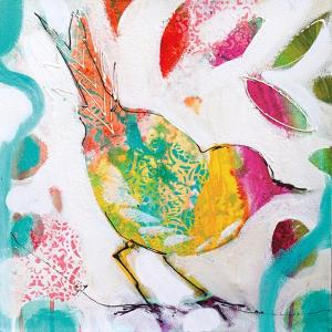 Petite Bird IV by Amanda J^ Brooks