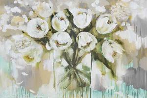 Pure Blanc Tulipa by Amanda J^ Brooks