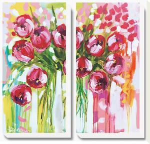 Razzle Dazzle Tulips by Amanda J. Brooks