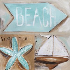Where's the Beach? by Amanda J^ Brooks
