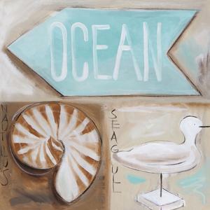 Where's the Ocean? by Amanda J^ Brooks