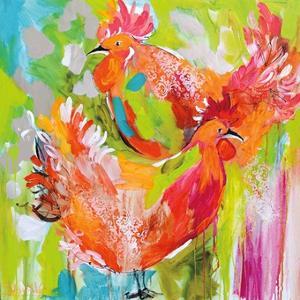 You Ruffle My Feathers by Amanda J. Brooks