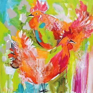 You Ruffle My Feathers by Amanda J^ Brooks