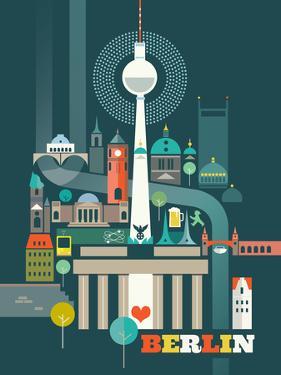 Berlin by Amanda Shufflebotham