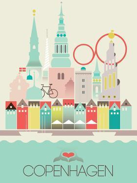 Copenhagen Denmark by Amanda Shufflebotham