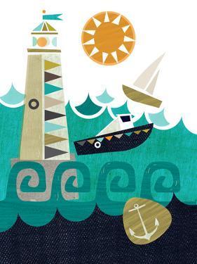 Lighthouse by Amanda Shufflebotham