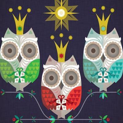 Owls by Amanda Shufflebotham