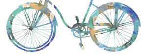 Bike Ride II by Amanda Wade