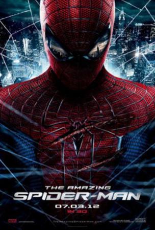 Amazing Spider-Man (Andrew Garfield, Emma Stone) Movie Poster