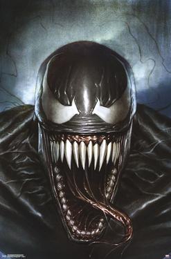 Amazing Spider-Man - Venom 569 Variant Cover Art