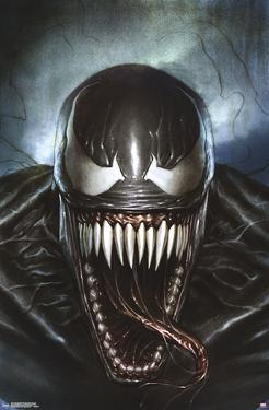 Amazing Spider-Man - Venom 569 Variant Cover Art