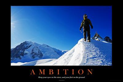 Ambition Motivational