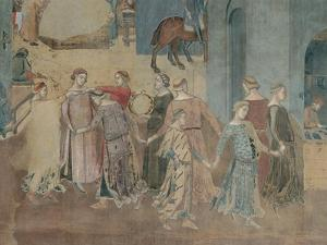 Effects of Good Government in the City and Country by Ambrogio Lorenzetti