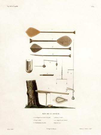Tools of the Society Islands