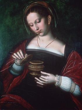 Mary Magdalene, C1500-1550 by Ambrosius Benson