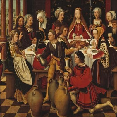 The Wedding in Cana, c.1530-50 by Ambrosius Benson