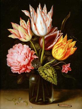 Still Life of Flowers, C.1609 by Ambrosius The Elder Bosschaert
