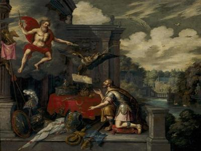 Allegory on the Coronation of Ferdinand II on 9th September 1619, after 1619