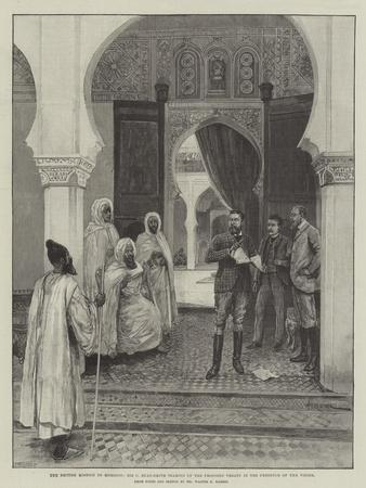 The British Mission to Morocco
