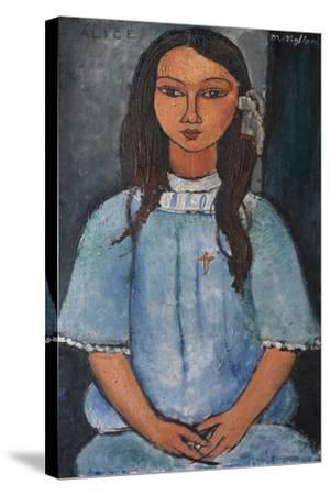 Alice, C. 1918 by Amedeo Modigliani
