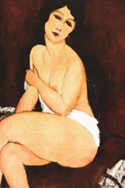Beautiful Woman by Amedeo Modigliani