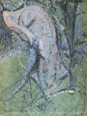 Cherubin by Amedeo Modigliani