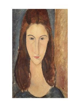 Jeanne Hebuterne by Amedeo Modigliani