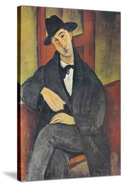 Mario by Amedeo Modigliani