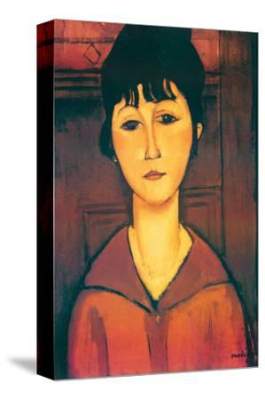 Portrait Girl by Amedeo Modigliani