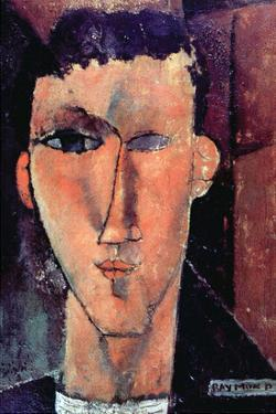 Portrait of Raymond by Amedeo Modigliani