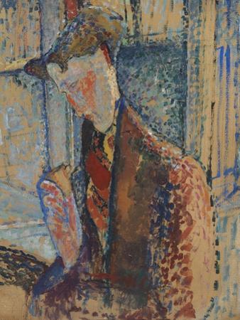 Reverie , 1914 by Amedeo Modigliani
