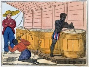 The Blackman's Lament on How to Make Sugar, 1813 by Amelia Alderson Opie