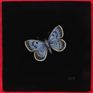 Large Blue Butterfly, 2000 by Amelia Kleiser