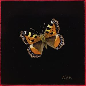 Small Tortoiseshell Butterfly, 1998 by Amelia Kleiser