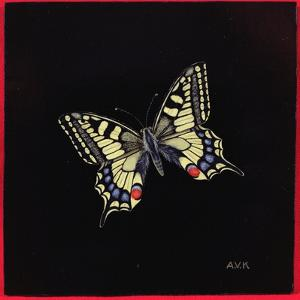 Swallowtail Butterfly, 1999 by Amelia Kleiser