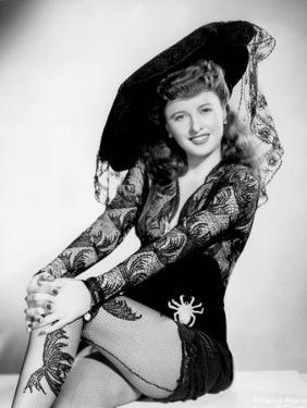 American Actress Barbara Stanwyck (1907-1990) C. 1940
