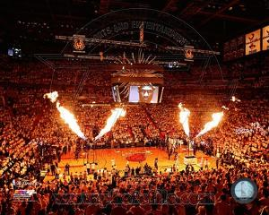 American Airlines Arena Game 1 of the 2013 NBA Finals
