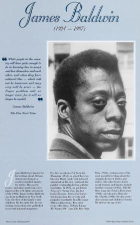 American Authors of the 20th Century - James Baldwin
