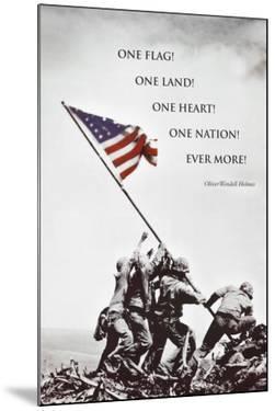 American Flag at Iwo Jima