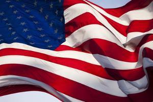 American Flag, Washington