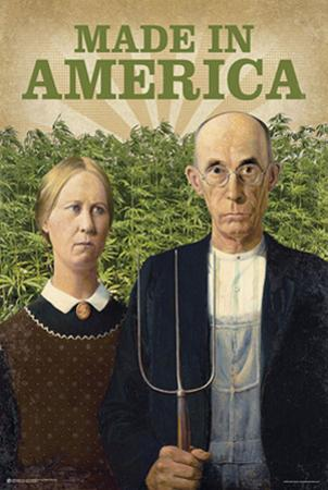 American Gothic- Made In America