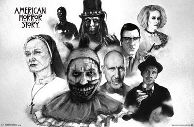 American Horror Story- Darkness