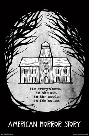 American Horror Story- Its Everywhere