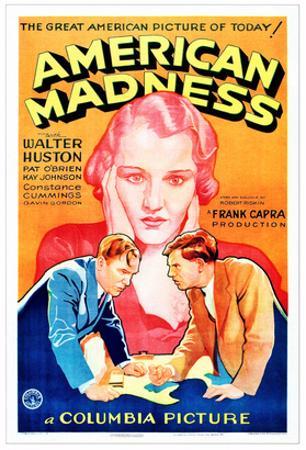 American Madness, 1932